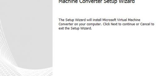 Hyper-v : conversion de disque avec Microsoft Virtual Machine Converter