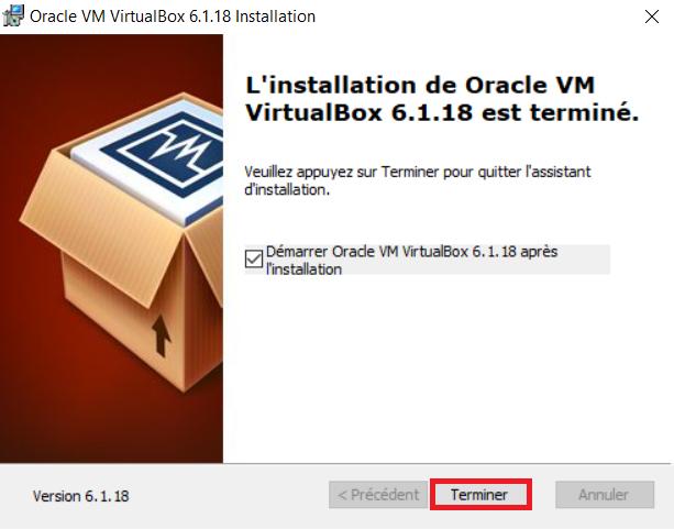 Virtualbox: installation et création de votre 1ère machine virtuelle