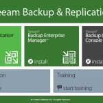 Installer Veeam Backup version gratuite