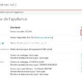 Kace SMA : Upgrade du SMA Systems Management Appliance
