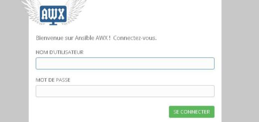 Ansible Tower : installation de la version gratuite AWX