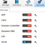 FreeNAS : Configuration iSCSI