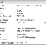 VMware : Installation les VMware tools sous Linux Debian