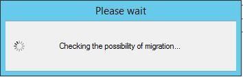 Veeam : migration d'une VM à chaud