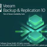 Installation Veeam Backup & Recovery v10
